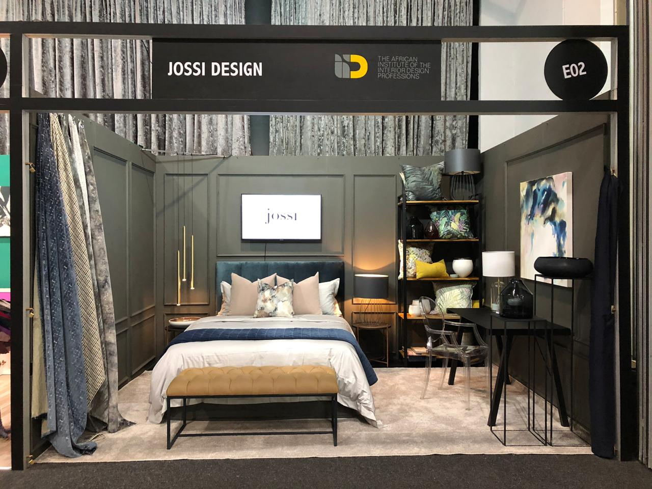 Win At The Jossi Design Stand The House And Garden Show 2019 Jossi Design